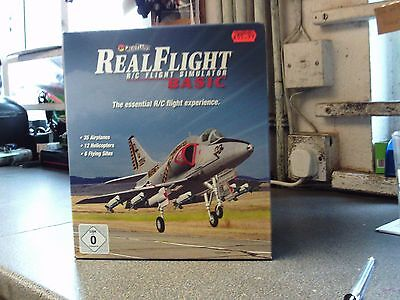 Rc Realflight Basic. R/c Flight Simulator