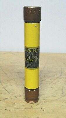 BUSSMANN - LPS-RK-17-1/2 - Low Peak Time Delay Fuse - NEW