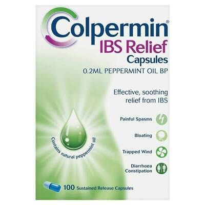 Colpermin Ibs Relief Peppermint Oil -100 Capsules