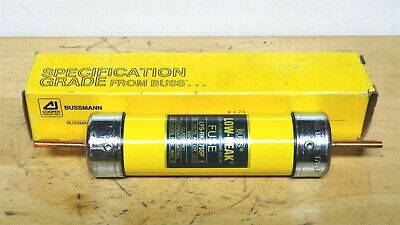 BUSSMANN - LPS-RK-175SP - 175A Low Peak Time Delay Fuse (NEW IN THE BOX)