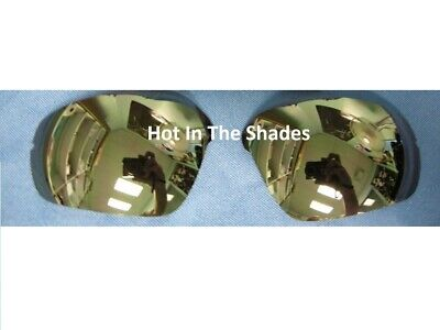 New Adidas Evil Eye Evo A193 A418 Large Replacement Part Polarized Lens