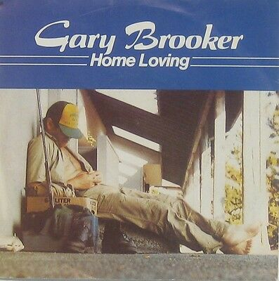 Gary Brooker  home loving
