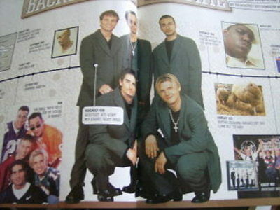 Backstreet Boys Unauthorized Booklet Popular Request