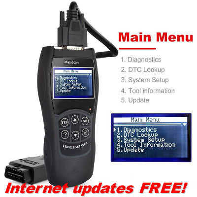 FOR FORD MONDEO Focus Car Diagnostic PRO Scanner Code Reader Fault