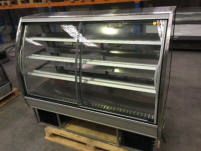 FPG 4C18 Inline 4000 Refrigerated Display Case 1800 mm