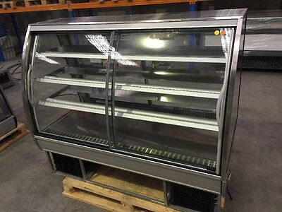 FPG Inline 4000 Refrigerated Display Case 1800 mm