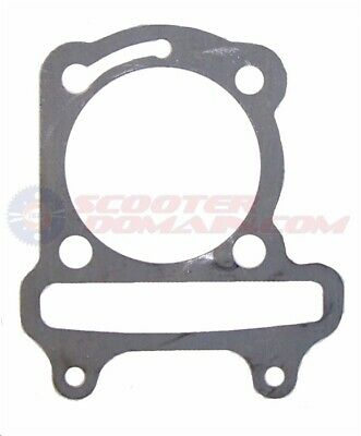 Fig. 6 /  Part No.02  GY6 Gasket for Cylinder 150cc