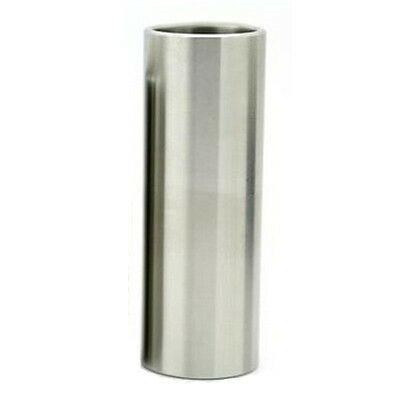 70mm Slide length Guitar Slide Bass Cylinder Tone Bar Chrome-plated Stainless
