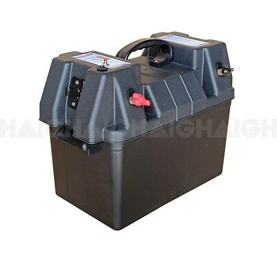Battery Link Powered Battery Box Large 1059