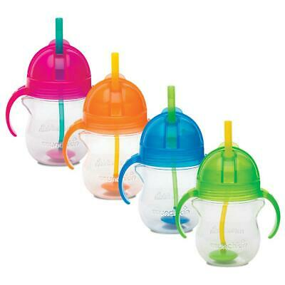 Munchkin Click Lock Straw Flexi Cup, 1 Pack (Colour May Vary) - 200mL Munchkin F
