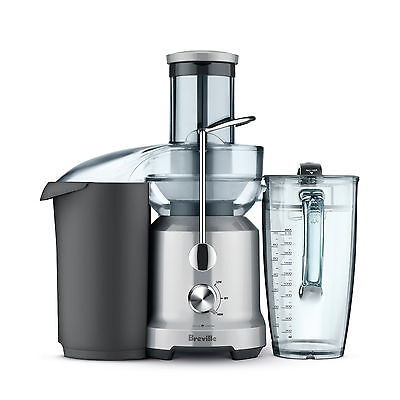 Breville BJE430SIL the Juice Fountain® Cold