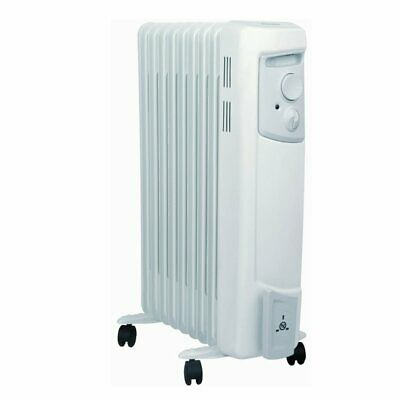 Dimplex 2kW Oil Filled Electric Portable Column Radiator Heater - OFC2000