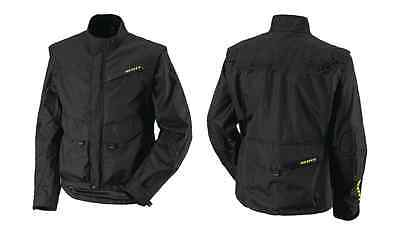 Giacca Jacket Enduro Cross Scott Adventure Nero Nera Tg L