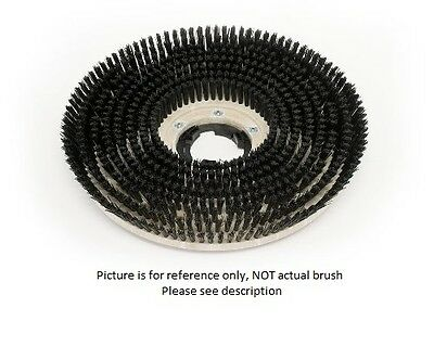 """17 inch Poly Brush for Tennant T3 17"""" Scrubbers - 1016765"""