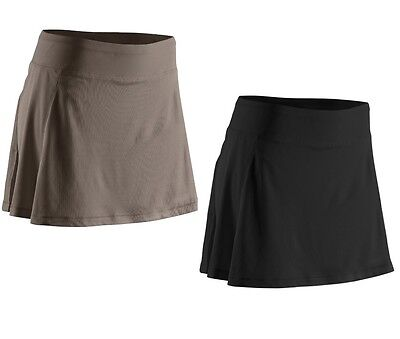 New Sugoi Women Betty Cycling Bicycle Skirt Padded w Boxer Brief Liner ALL SIZES
