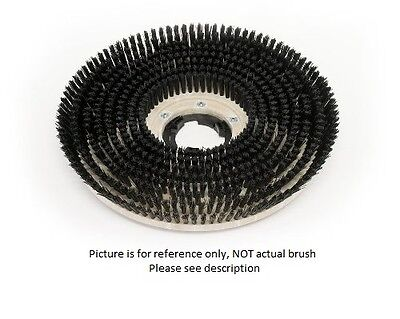 "20 inch Poly Brush for Tennant T3 20"" Scrubber - 1016811"