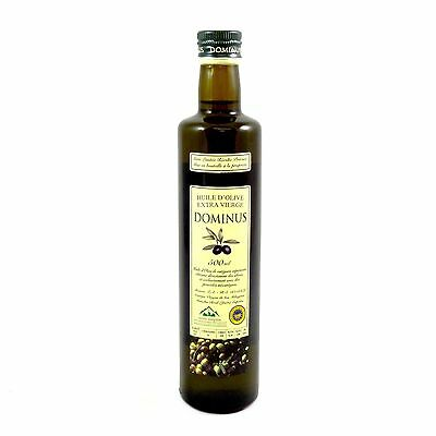HUILE D'OLIVE EXTRA VIERGE - DOMINUS  - A.O.P. SIERRA MAGINA - ANDALOUSIE  50cl