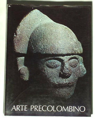 BOOK Pre-Columbian Sculpture Design Art Peru stone pottery wood carving ancient