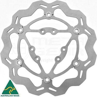 MetalGear Brake Disc Front L TM MX 250 2005 - 2014