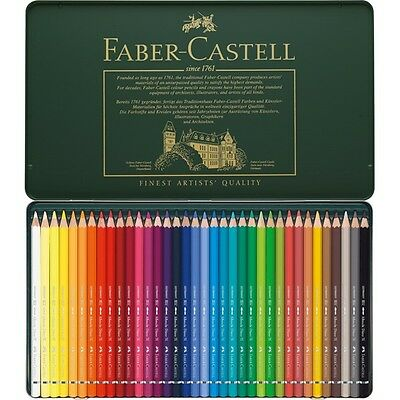Faber-Castell Albrecht Dürer Watercolor Pencils, Tin of 36
