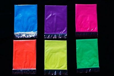 Fluorescent Pigment, Free Express Shipping, make your own art products