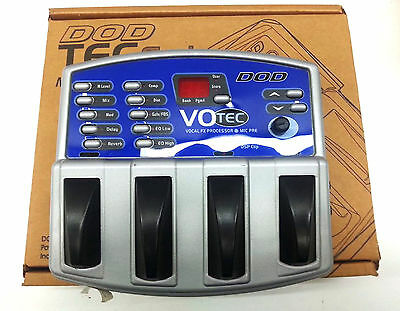 Dod Votec - Multi Effects Processing