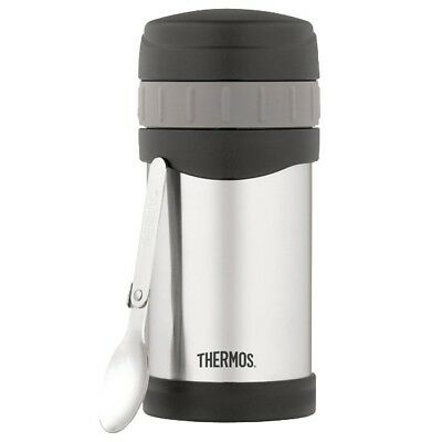 Thermos Vacuum Insulated Wide Mouth Food Jar 470Ml
