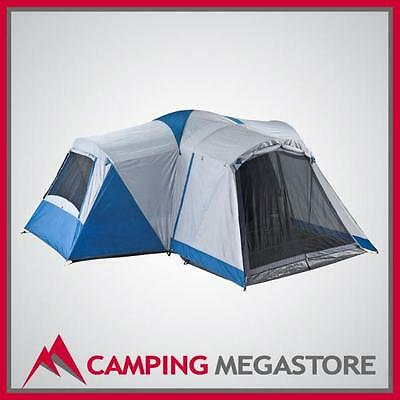 Oztrail Resort  4 Room Family Dome Tent