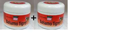 2X NATUR FARMA balsamo di tigre bianco 30 ml- superofferta