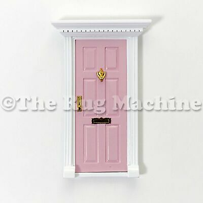 MAGICAL FAIRY DOOR - FAIRY PINK Wooden Miniature Doll Size|Aussie Company **NEW*