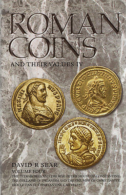 Roman Coins and their Values 4 (Vol IV) **Free P&P**