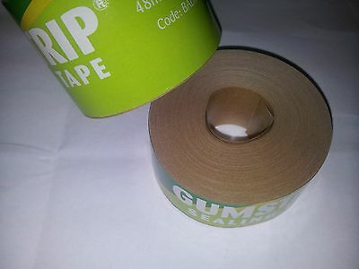 Artists Gum Strip Tape for securing Water Colour Paper 24mm x 35metres