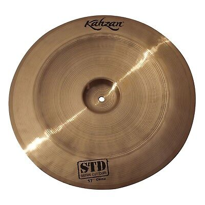 "New Kahzan ""STD"" Series 17"" China Cymbal for Drum Kit"