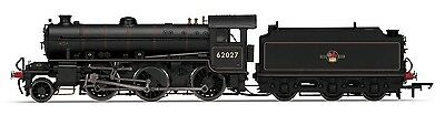 R3243A Hornby 00 Gauge Late BR 2-6-0 K1 Class 62027 Locomotive DCC Ready Boxed