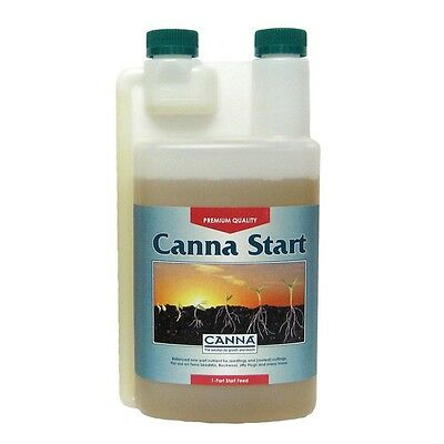 Canna Start 500ml Nutrient Seedlings & Rooted Cuttings Hydroponic Grow
