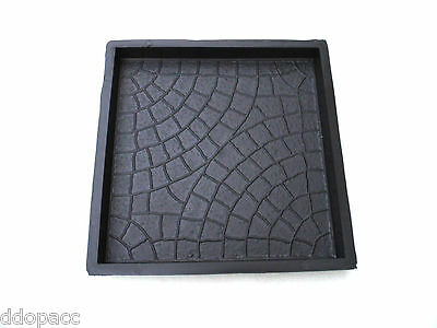 CONCRETE PAVING MOULD-SLAB-BRICK-FLAG 18/2  -  300x300x30