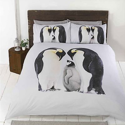 Penguin - Double Duvet Cover