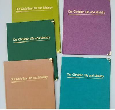 Our Christian Life and Ministry_Meeting Folder_Jehovah's Witnesses