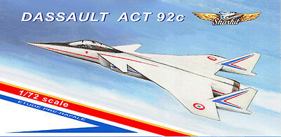 1/72 Dassault Aviation ACT 92 - 1/72 scale - resin kit