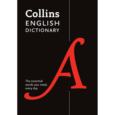 Collins Pocket English Dictionary by Collins (Paperback), Back to School, New