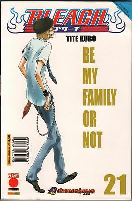 Tite Kubo BLEACH n. 21 SECONDA RISTAMPA Planet Manga Panini