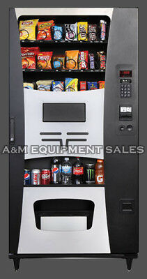 NEW Ultimate Combo Drink Snack Vending Machine