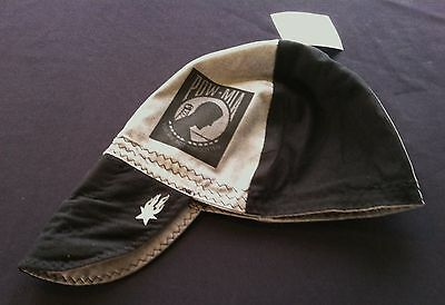 POW/MIA Veteran Hero WELDING HAT Welder Hats American Hotties Fitter Cap War