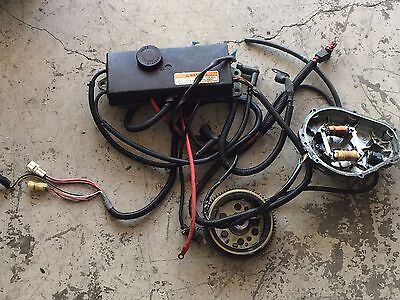 Yamaha Wave Venture Blaster GP 760 64X Ebox CDI Ignition Coil Stator electronics