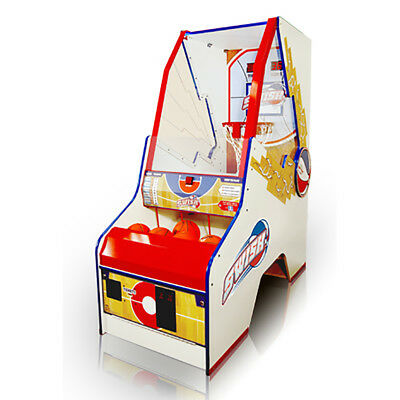 Bay Tek Basketball Kiddie Arcade Redemption Game