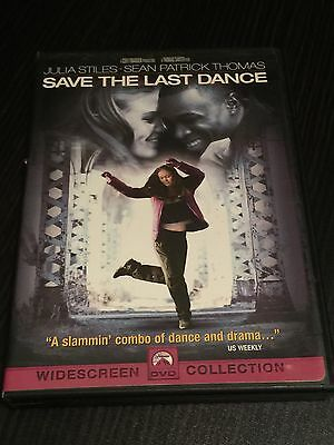 Save the Last Dance (DVD, 2001, Widescreen)