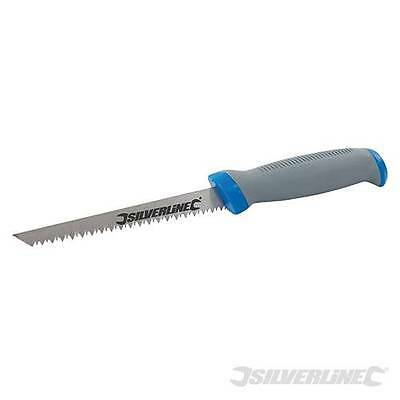"""Jab Saw Jabsaw Plaster Board Dry Wall Hand Padsaw Wood  Plastic Pruning 6"""""""