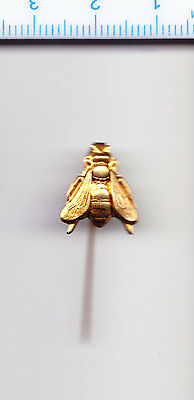 Vintage VESPA WASP Scooter stick pin badge Motorcycle 1960s