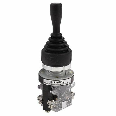 2NO Momentary 30mm Fixing Hole Double-way Joystick Switch