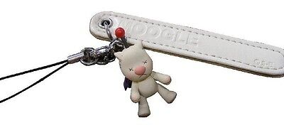 Officially Licensed Final Fantasy Moogle Mascot Strap Phone Charm